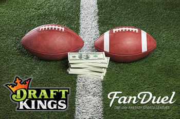 FanDuel and DraftKings Fantasy Football